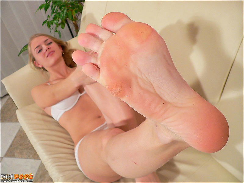 With foot fetish movies